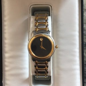 Movado Two-tone ladies watch